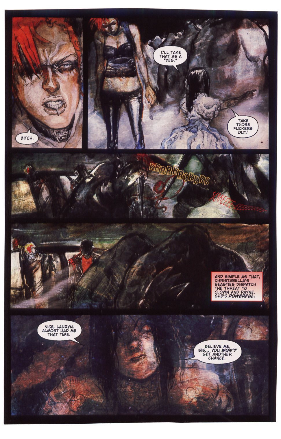 Read online Silent Hill: Dying Inside comic -  Issue #5 - 7