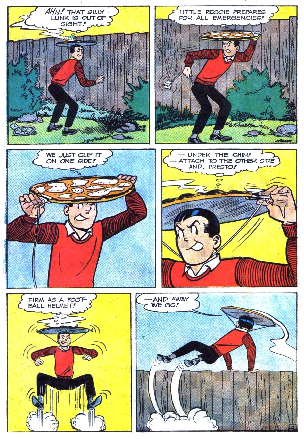 Read online Archie (1960) comic -  Issue #149 - 6