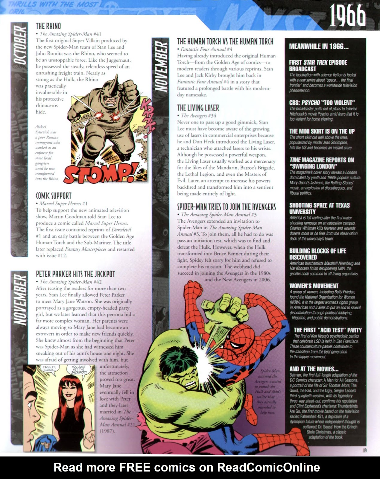 Read online Marvel Chronicle comic -  Issue # TPB (Part 2) - 18