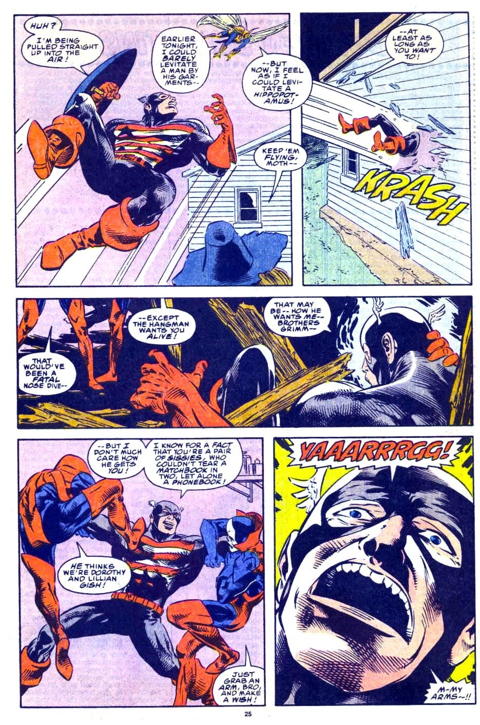 Avengers West Coast (1989) issue 76 - Page 20