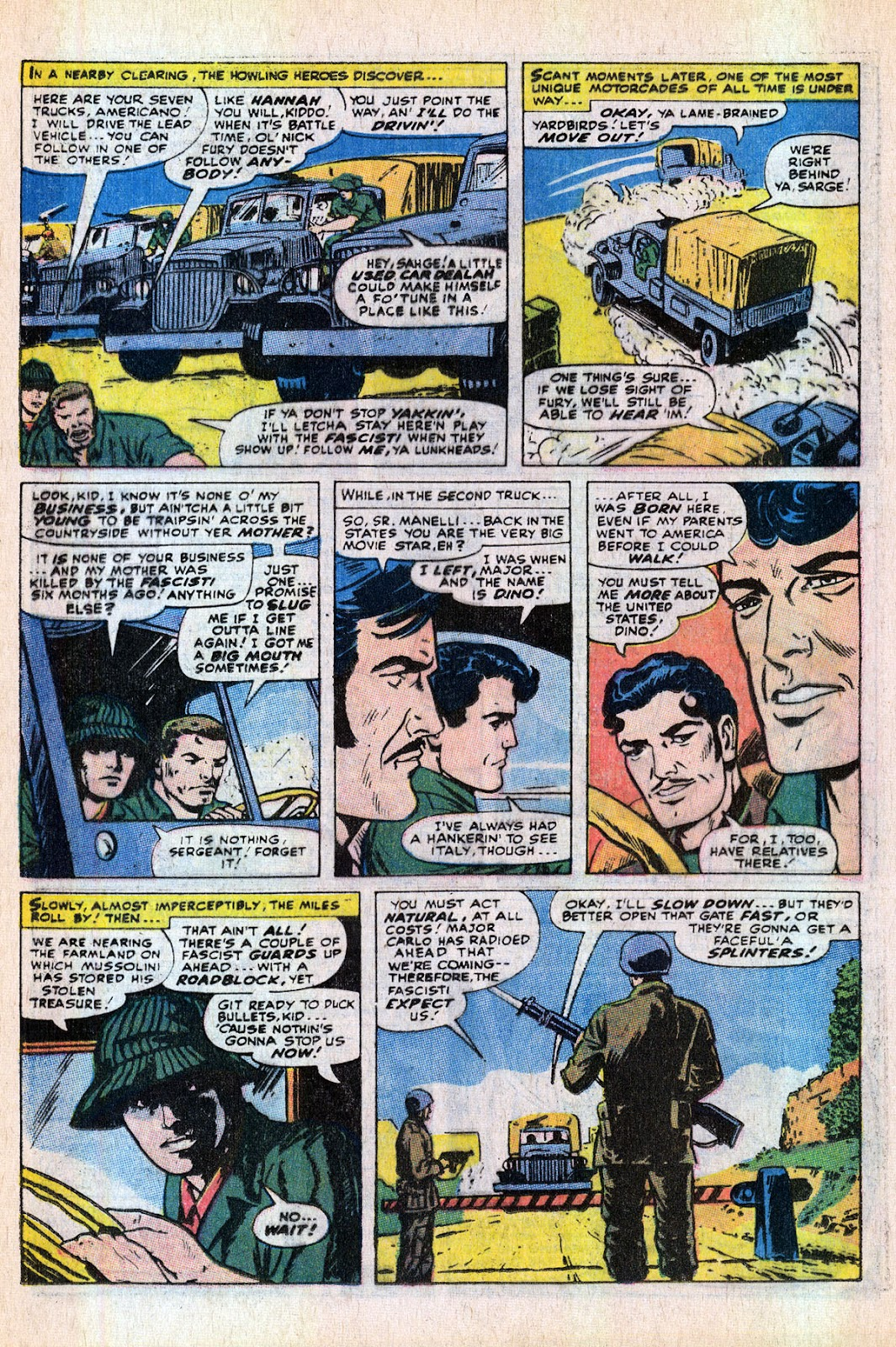 Sgt. Fury issue _Special_7 - Page 36