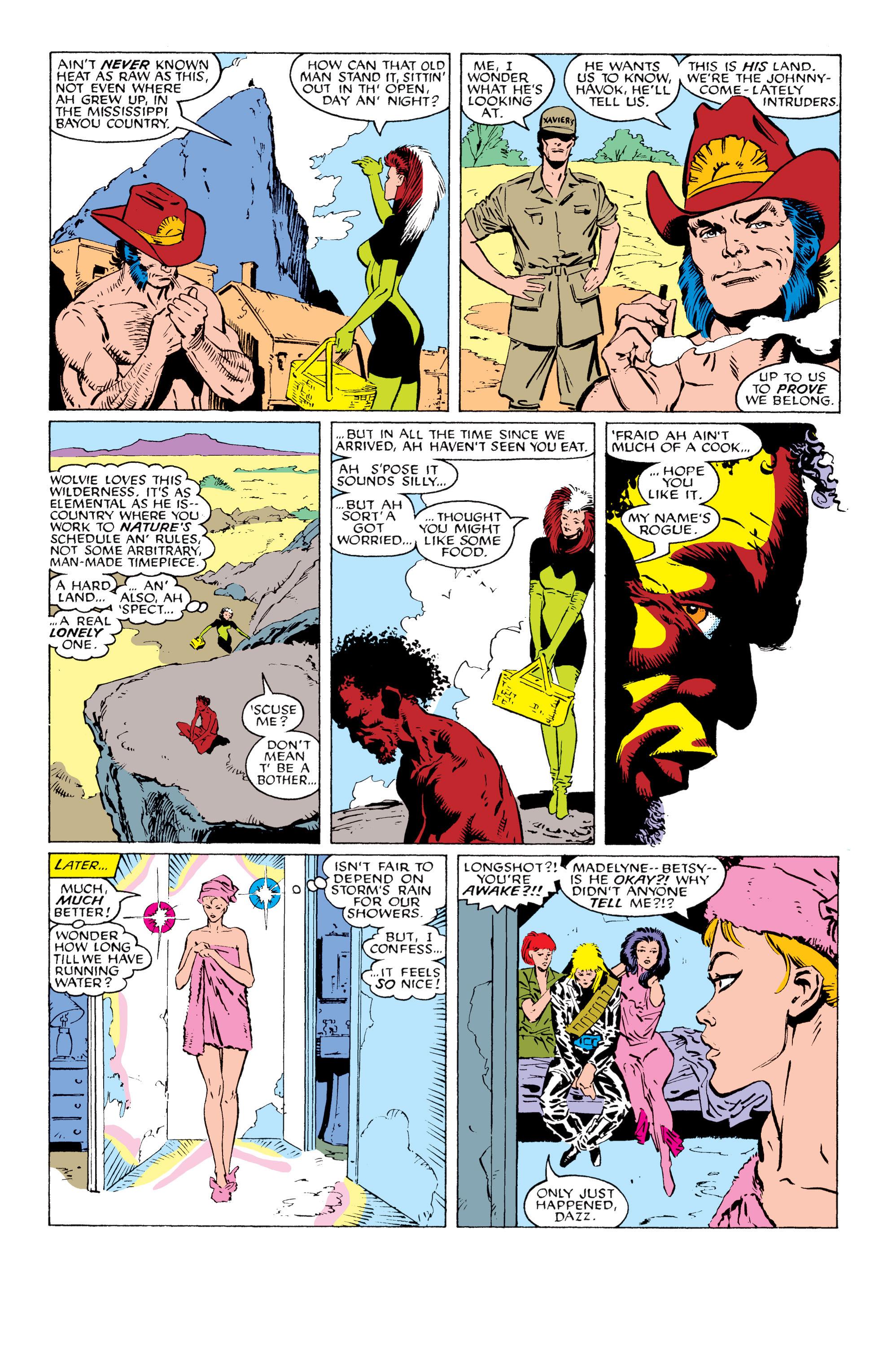 Read online Uncanny X-Men (1963) comic -  Issue #230 - 12