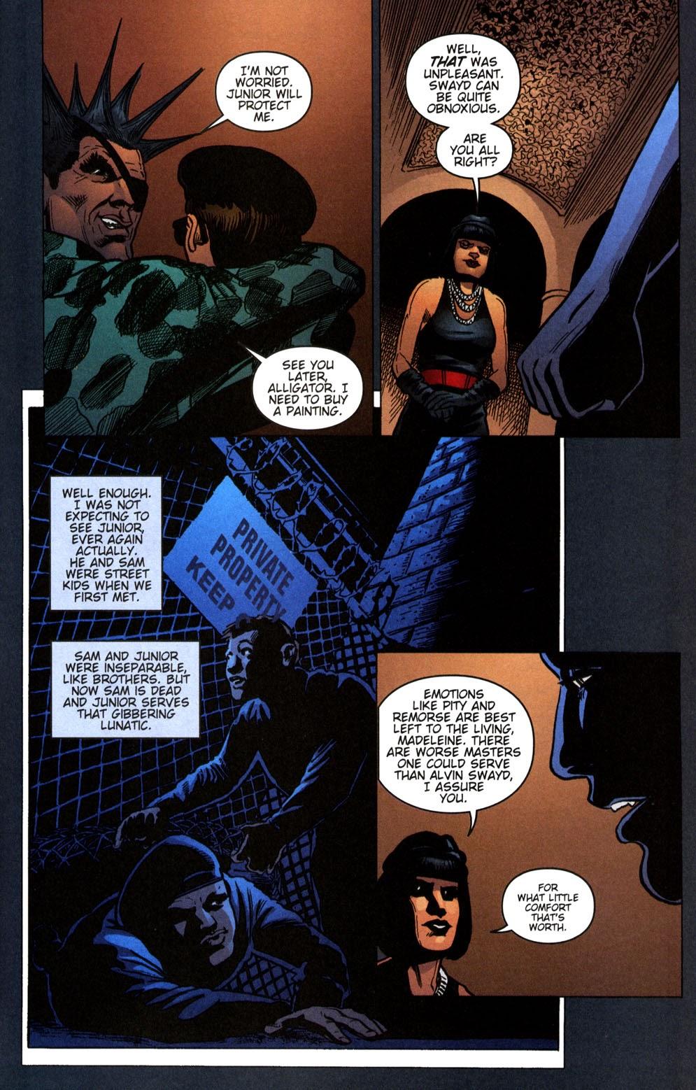 Read online Vampire the Masquerade comic -  Issue # Giovanni - 29