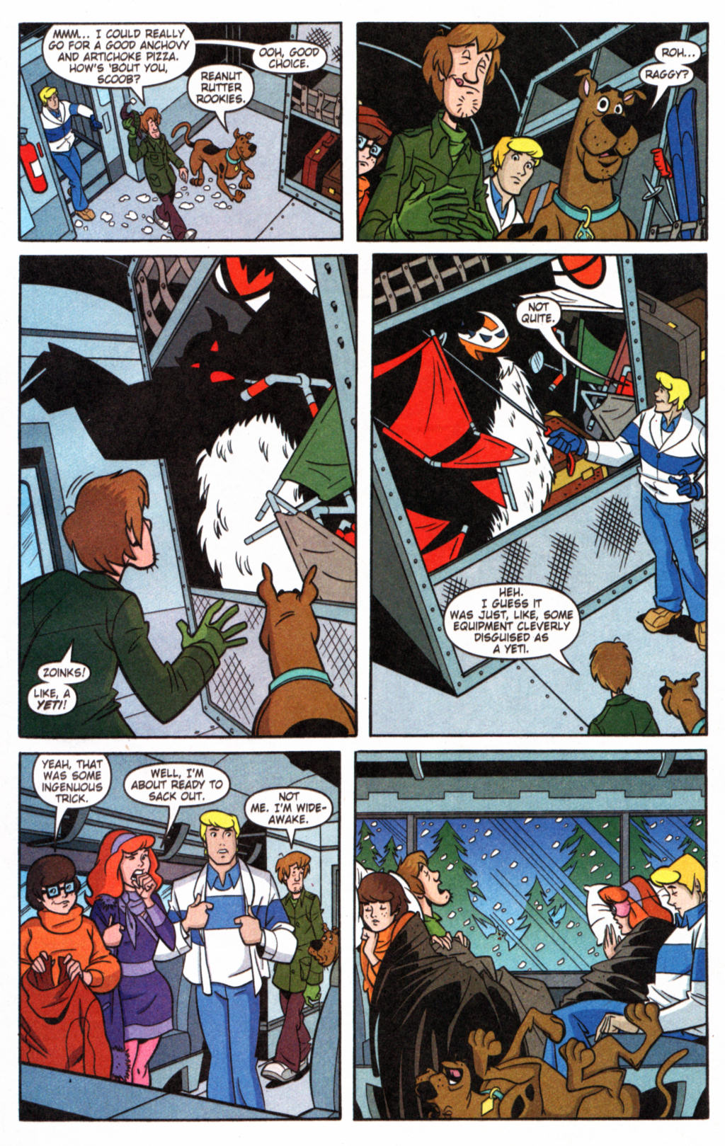 Read online Scooby-Doo (1997) comic -  Issue #116 - 17