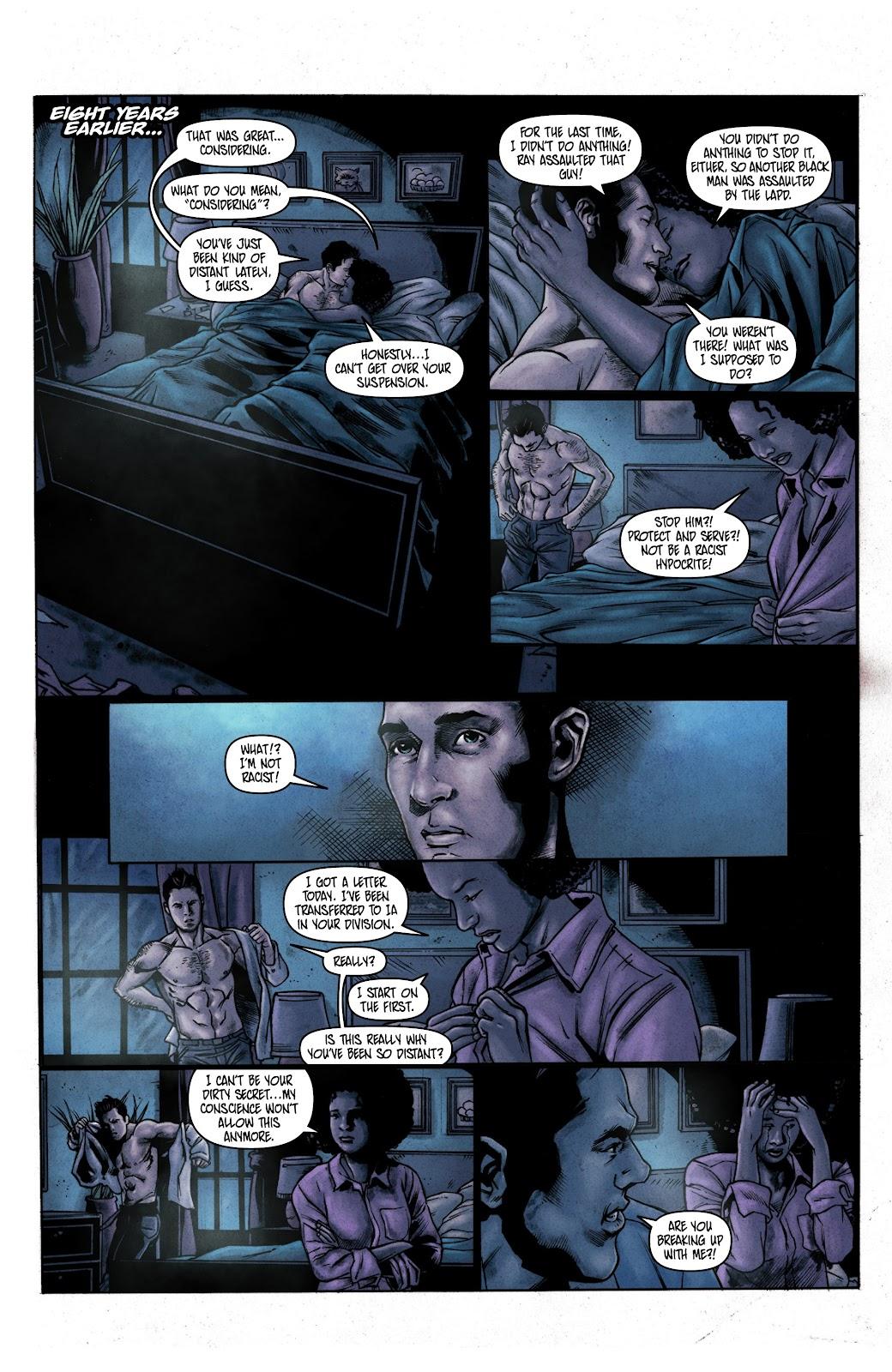 Read online Vindication comic -  Issue #2 - 7