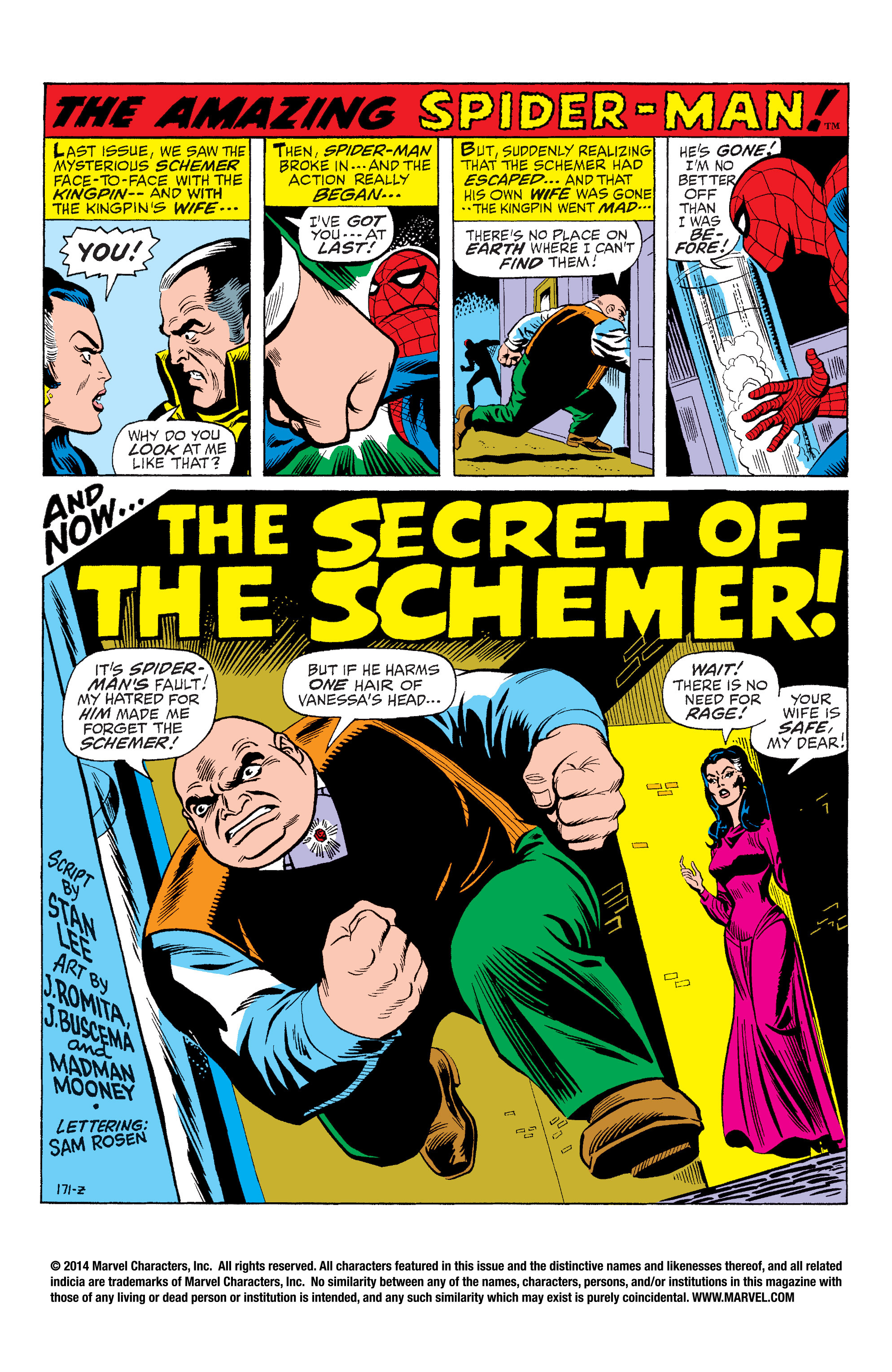 The Amazing Spider-Man (1963) 85 Page 1