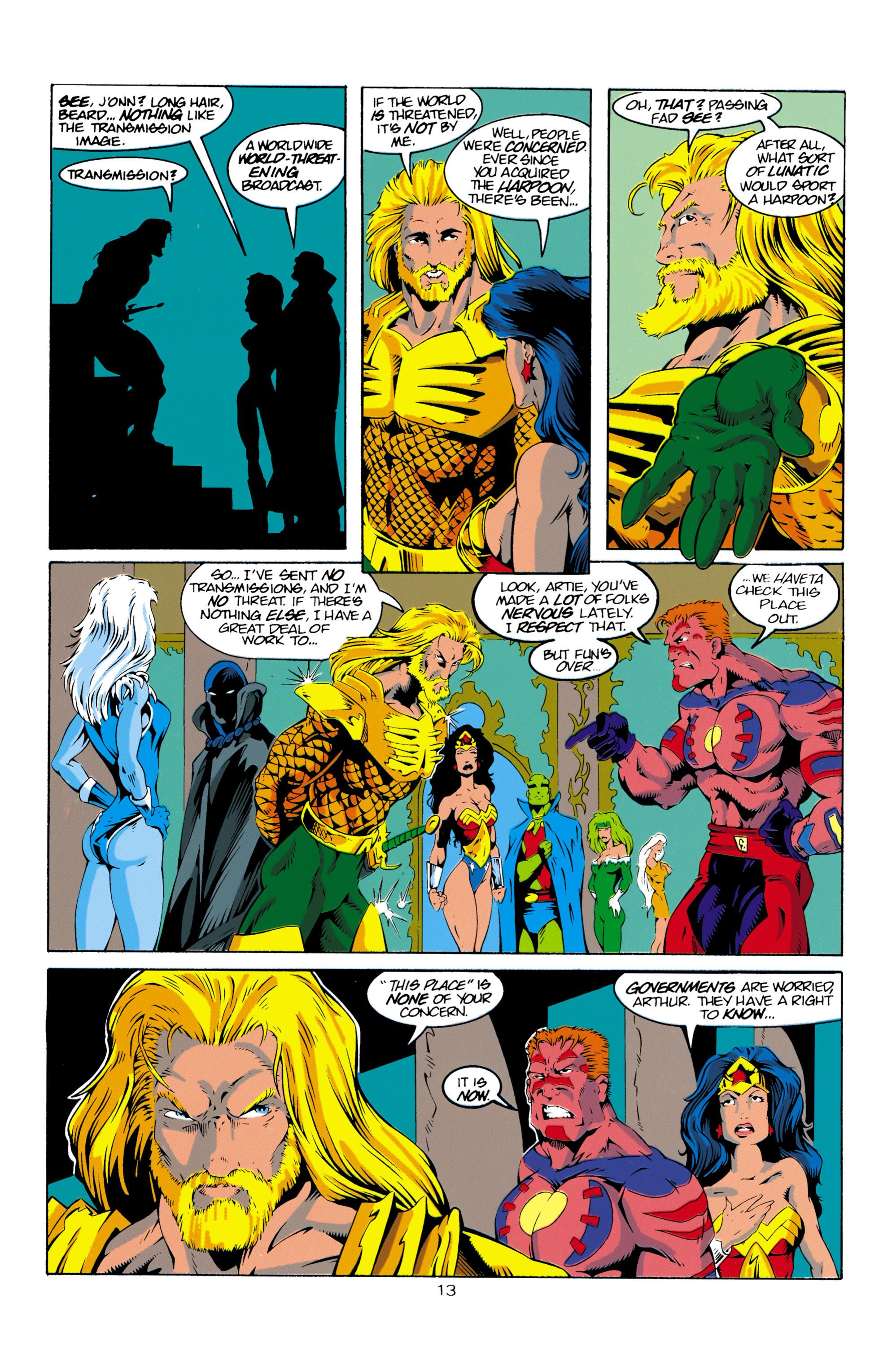 Read online Aquaman (1994) comic -  Issue #16 - 14