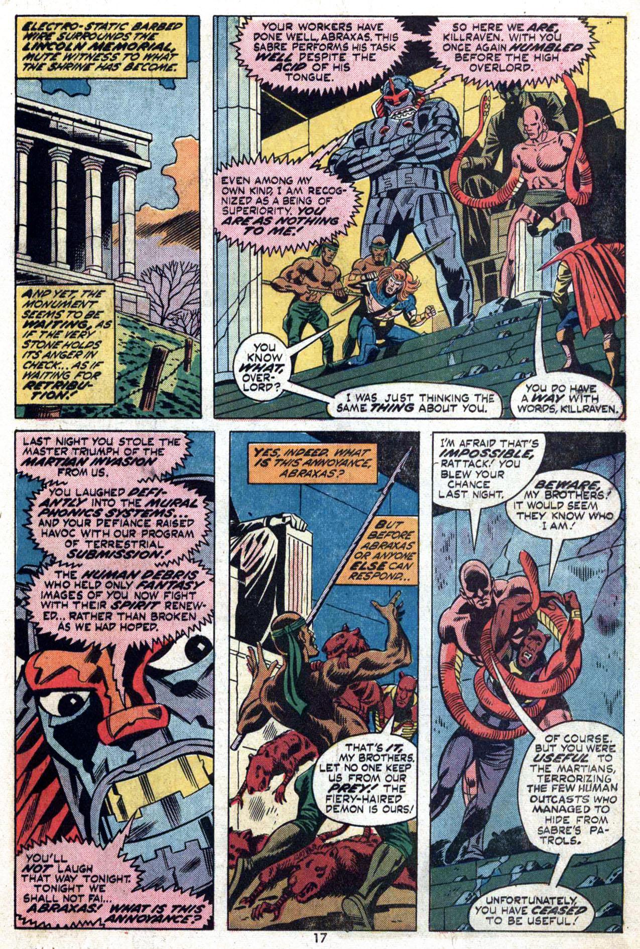 Read online Amazing Adventures (1970) comic -  Issue #24 - 18