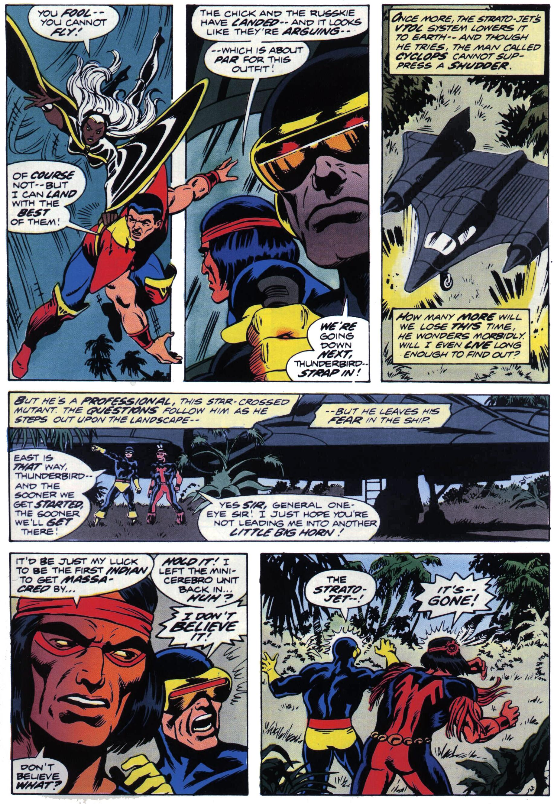 Read online Giant-Size X-Men comic -  Issue #1 - 23