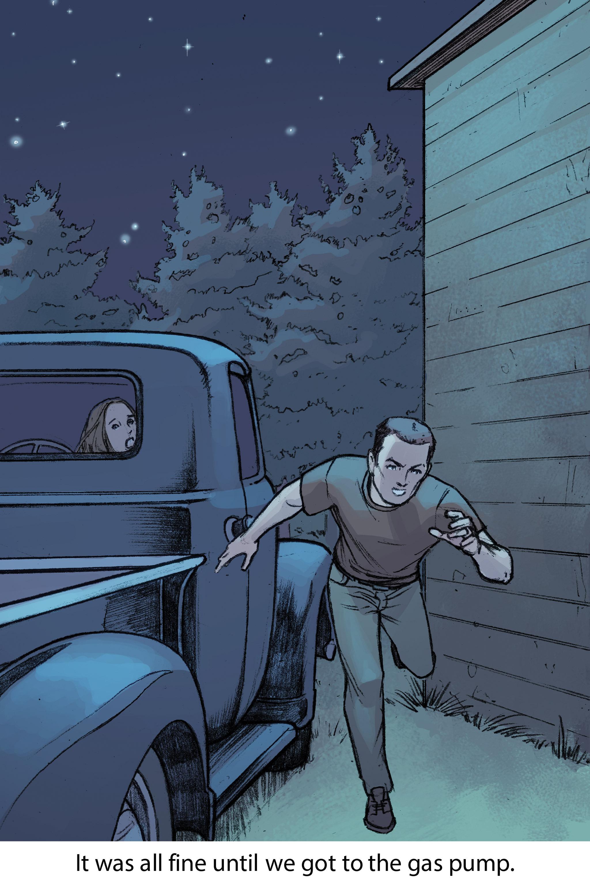 Read online Soul comic -  Issue #2 - 104
