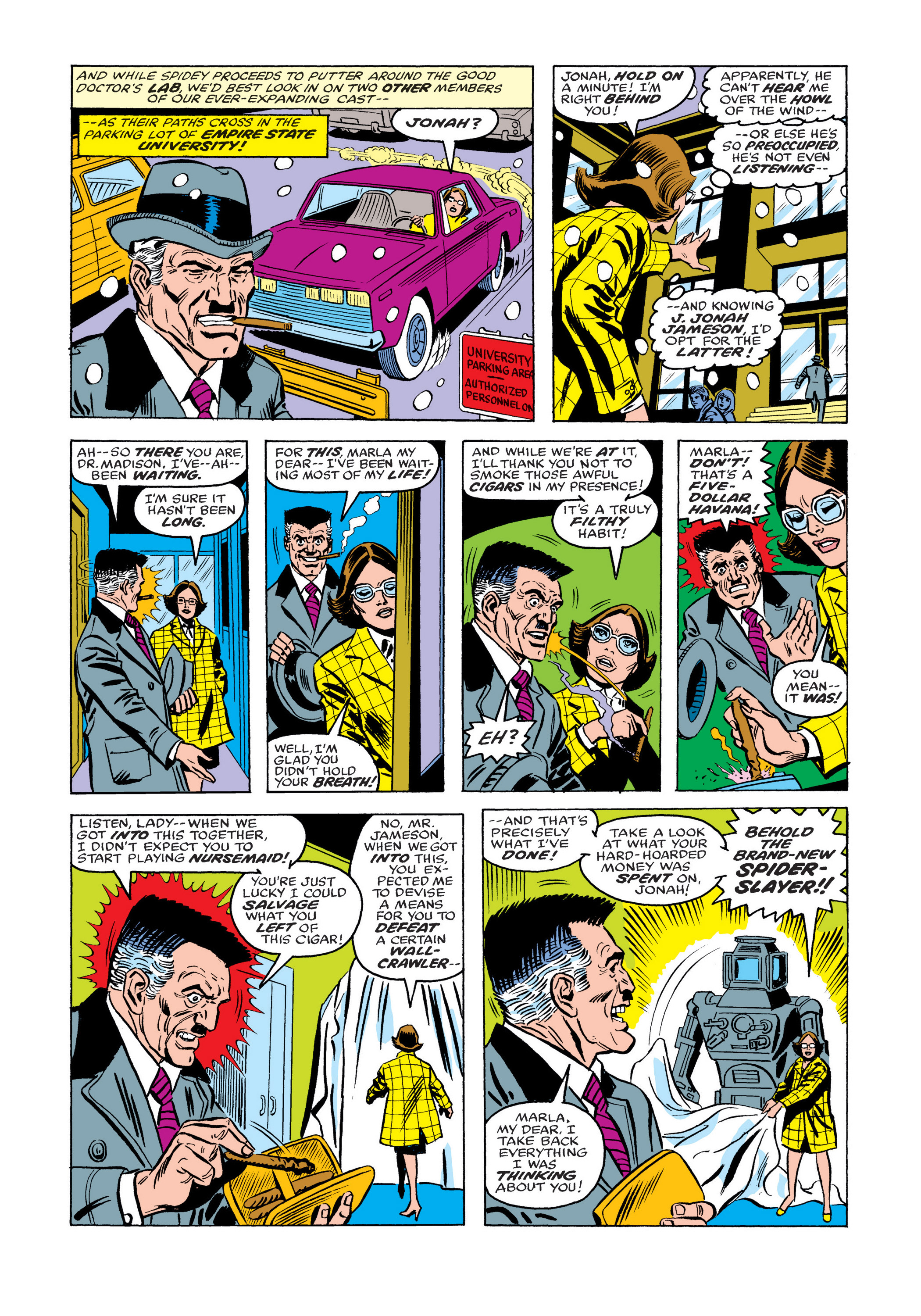 The Amazing Spider-Man (1963) 166 Page 6