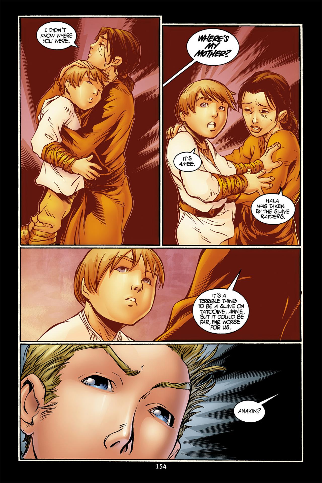 Read online Star Wars Omnibus comic -  Issue # Vol. 10 - 153