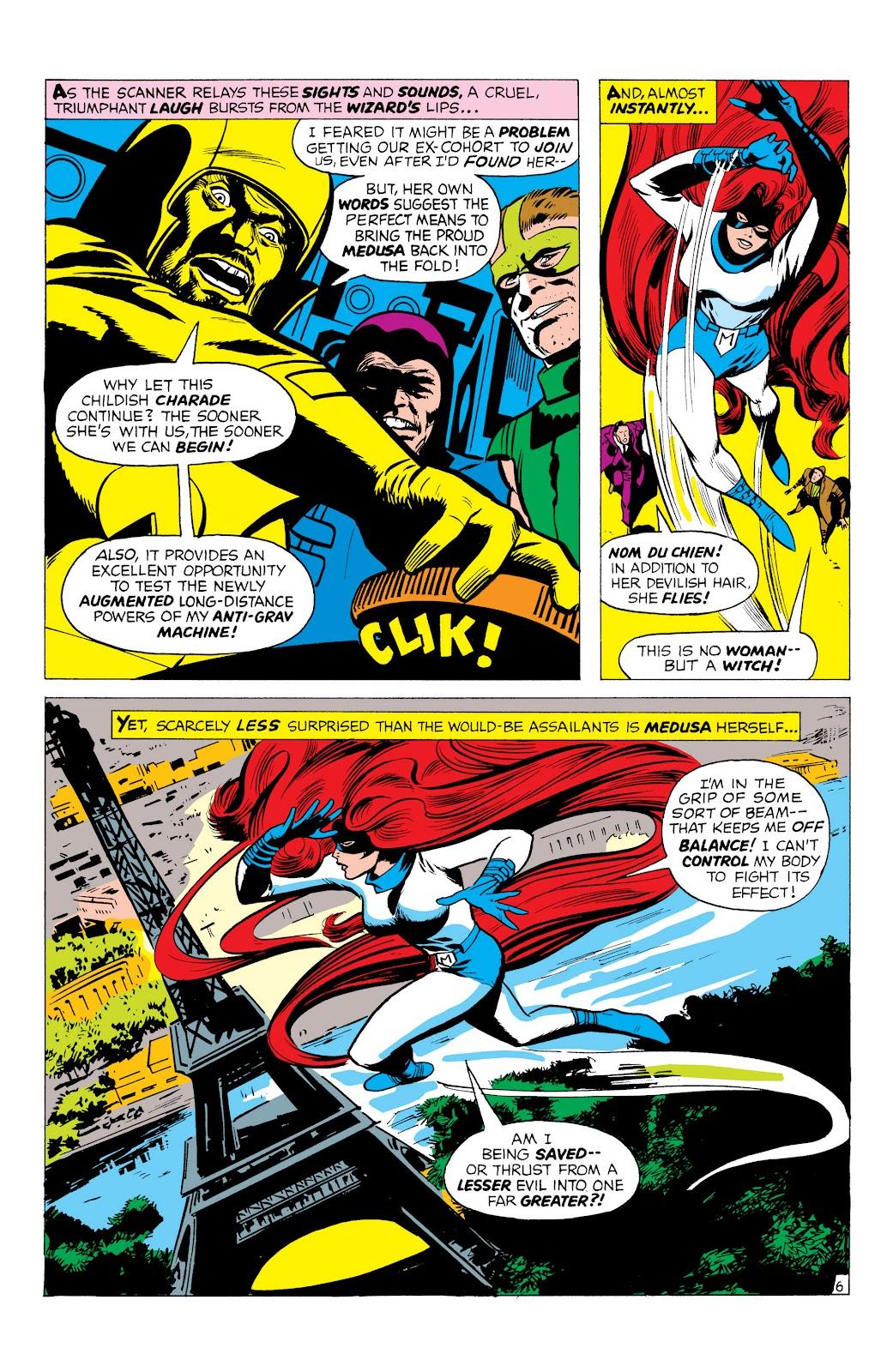 Read online Marvel Masterworks: The Inhumans comic -  Issue # TPB 1 (Part 1) - 49