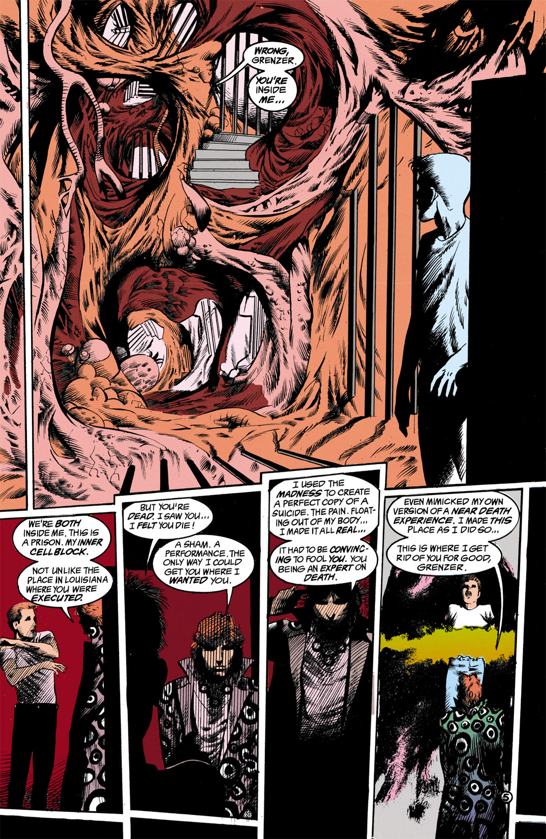 Read online Shade, the Changing Man comic -  Issue #13 - 6