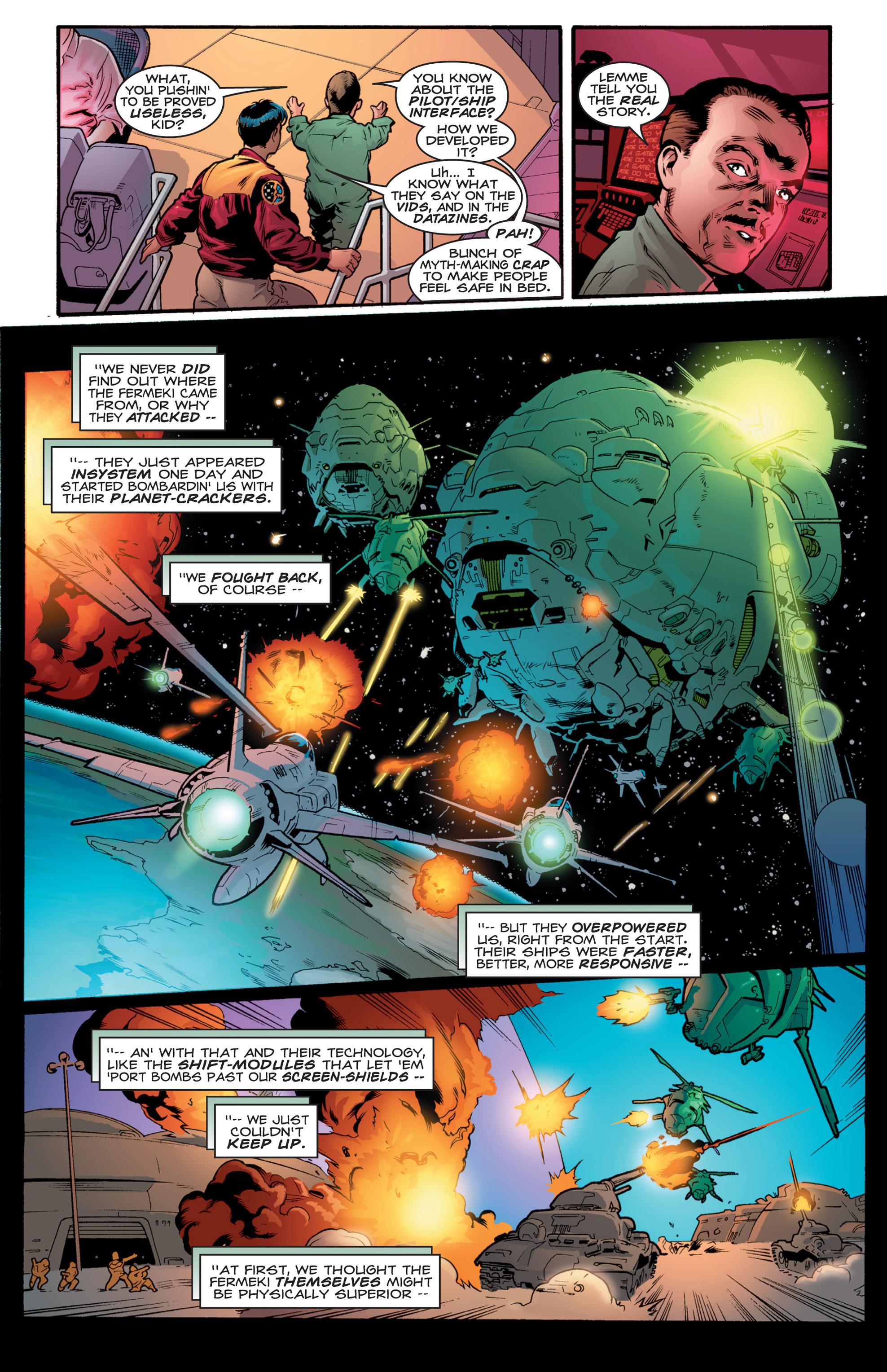Read online Shockrockets comic -  Issue # TPB - 85