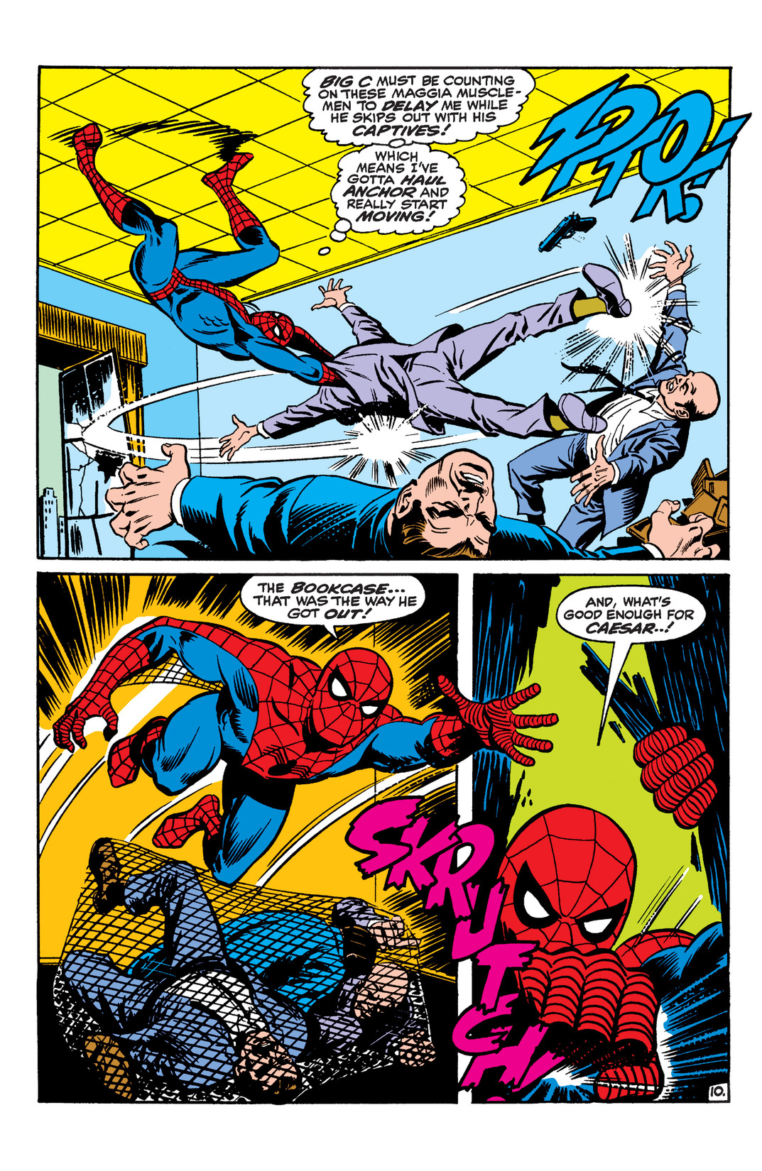 The Amazing Spider-Man (1963) 74 Page 10