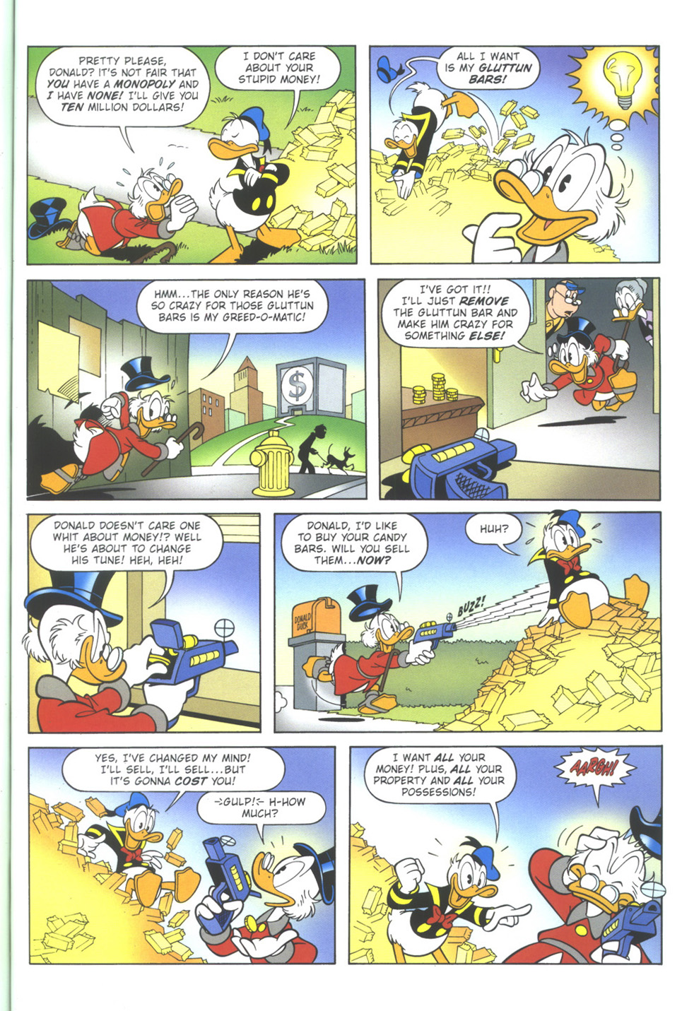 Read online Uncle Scrooge (1953) comic -  Issue #345 - 45