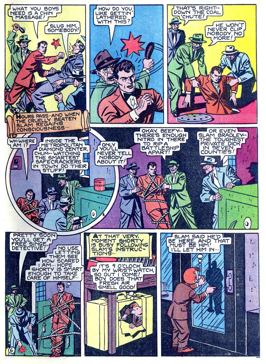 Read online Detective Comics (1937) comic -  Issue #68 - 63