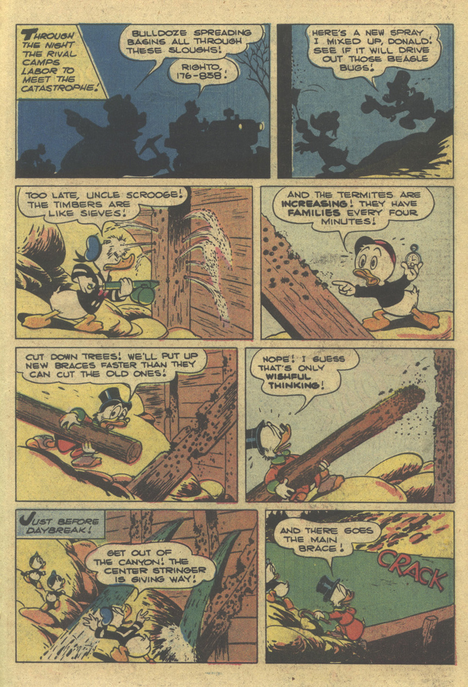 Read online Uncle Scrooge (1953) comic -  Issue #195 - 27