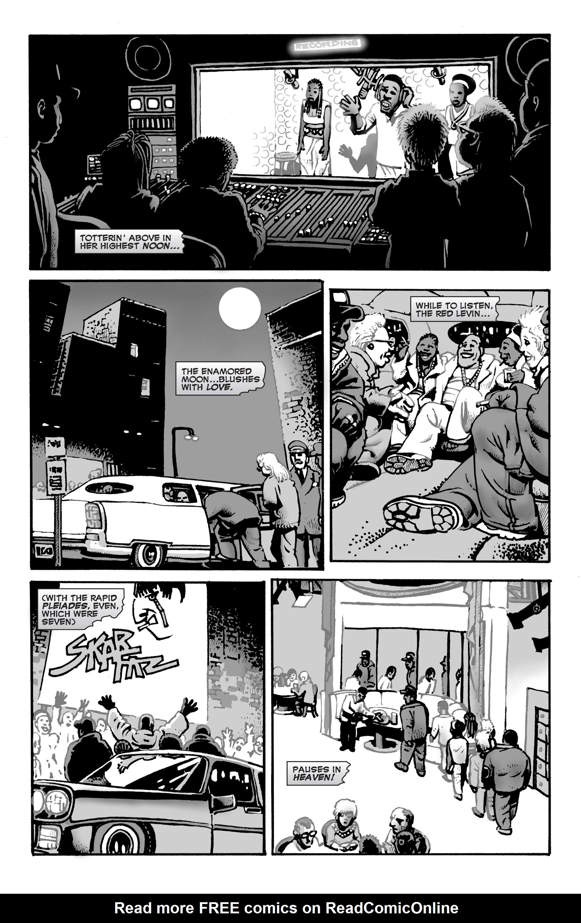 Read online Haunt of Horror: Edgar Allan Poe comic -  Issue #3 - 4