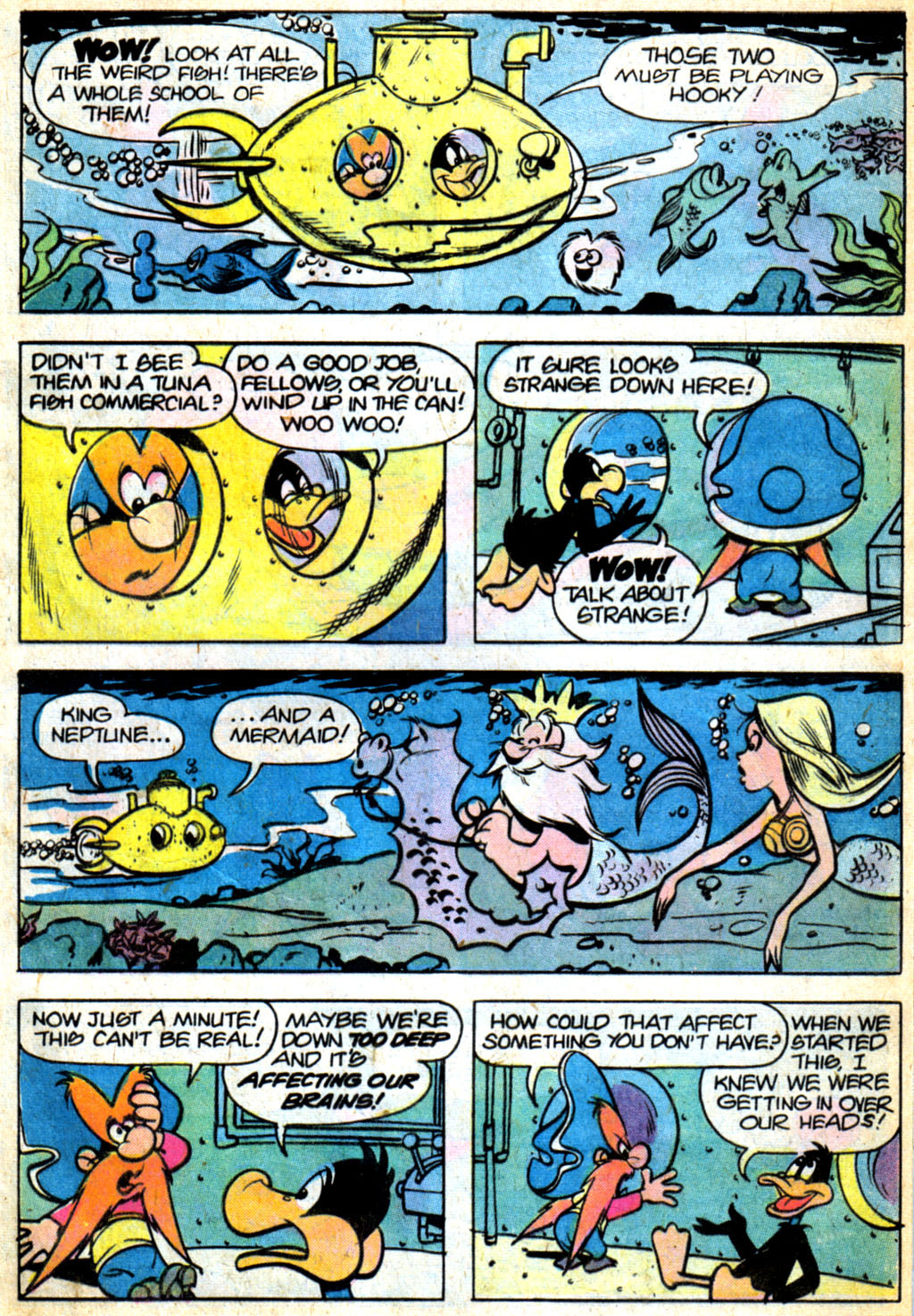 Yosemite Sam and Bugs Bunny issue 44 - Page 4