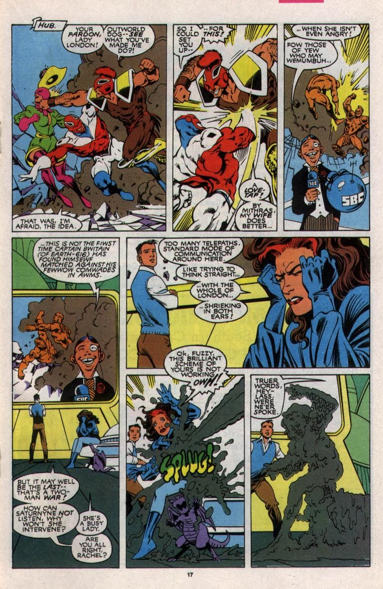 Excalibur (1988) issue 24 - Page 14