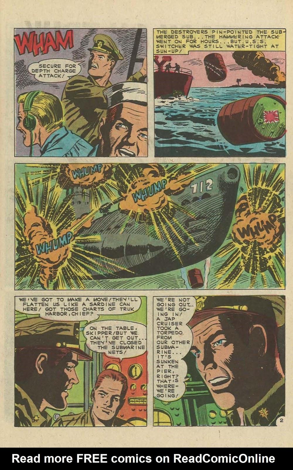 Read online Fightin' Navy comic -  Issue #131 - 25