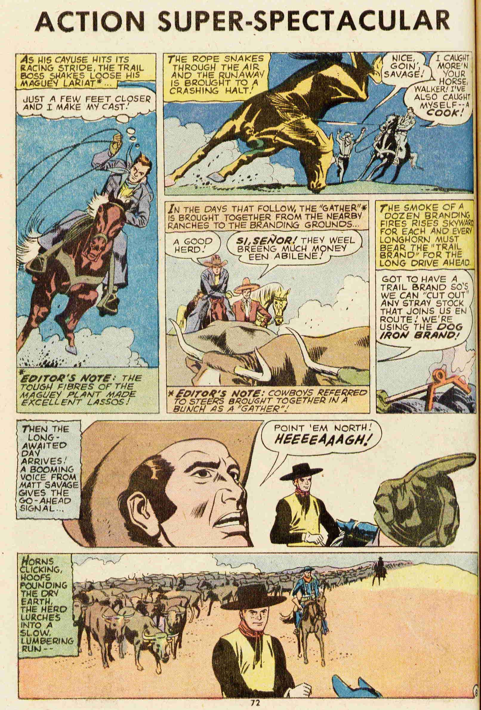 Read online Action Comics (1938) comic -  Issue #437 - 60