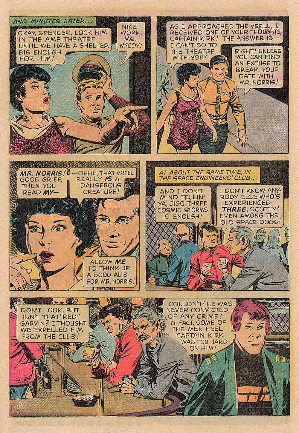 Star Trek (1967) issue 40 - Page 13