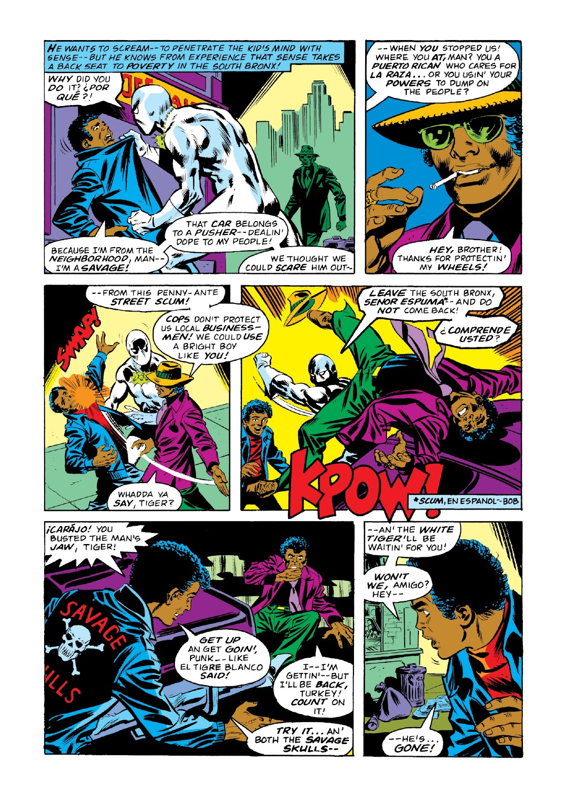 Read online Marvel Masterworks: The Spectacular Spider-Man comic -  Issue # TPB 2 (Part 2) - 81