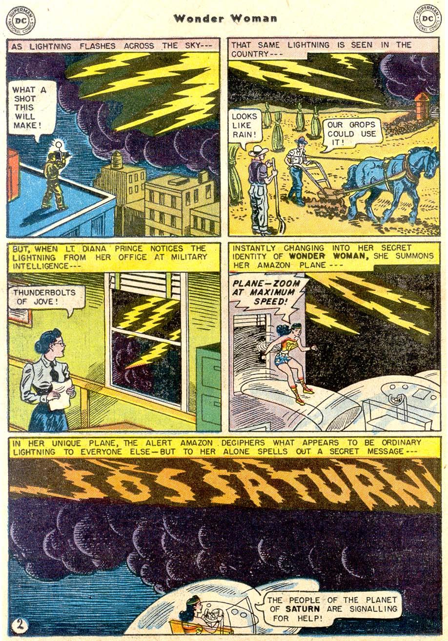 Read online Wonder Woman (1942) comic -  Issue #80 - 26