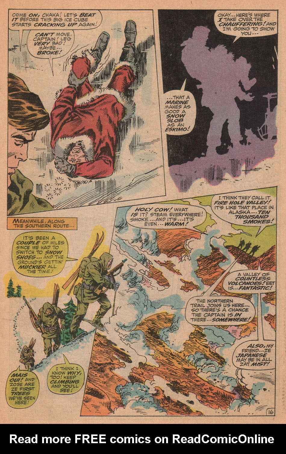 Captain Savage and his Leatherneck Raiders issue 16 - Page 23