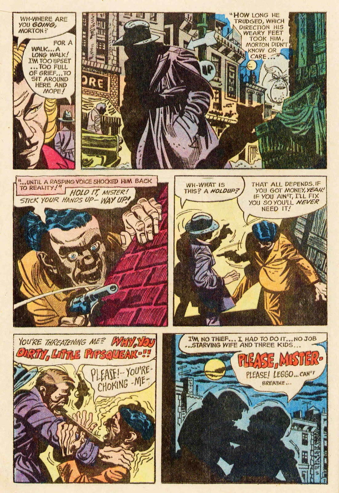 The Witching Hour (1969) issue 26 - Page 10