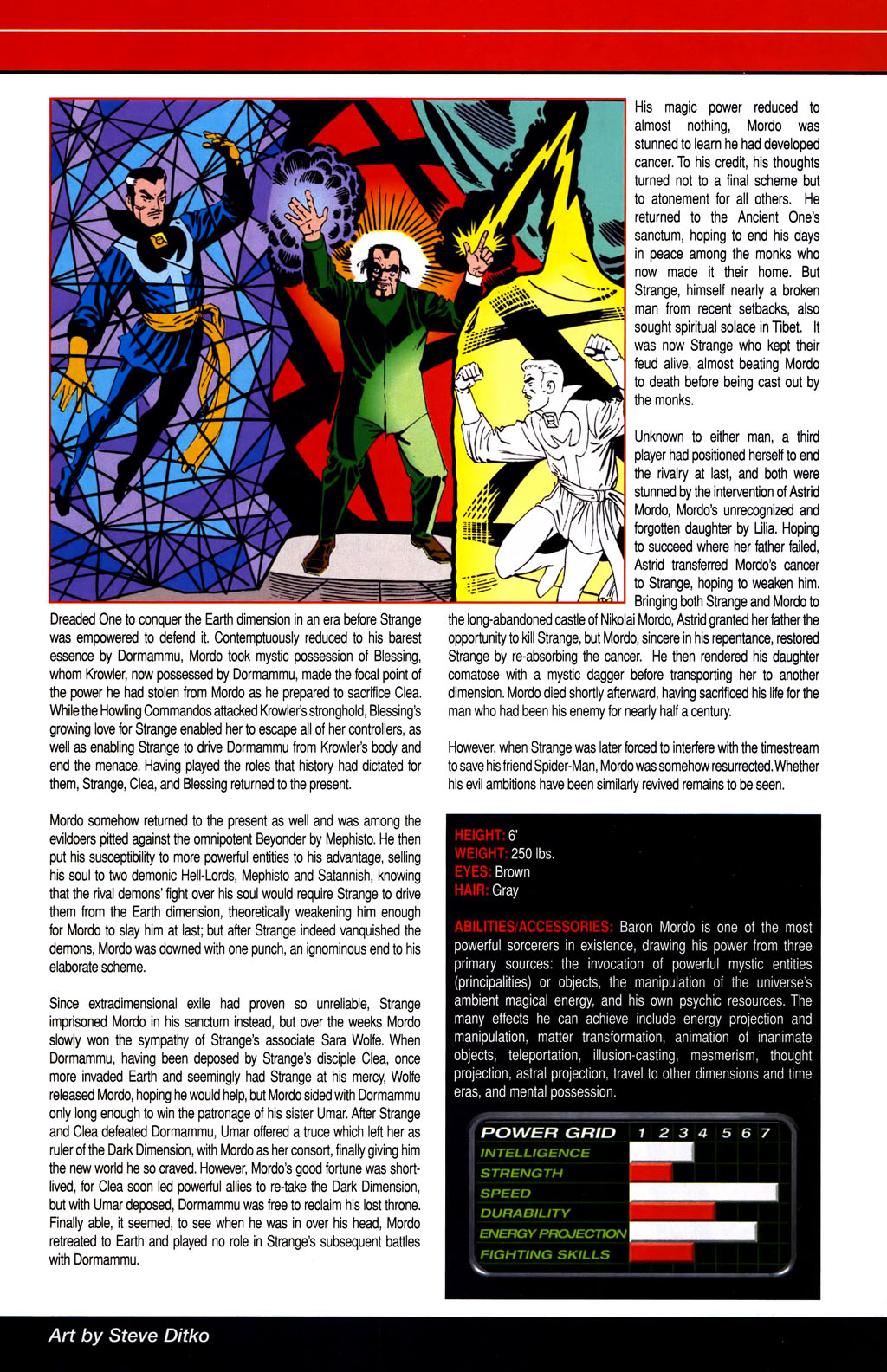 Read online All-New Official Handbook of the Marvel Universe A to Z comic -  Issue #1 - 59