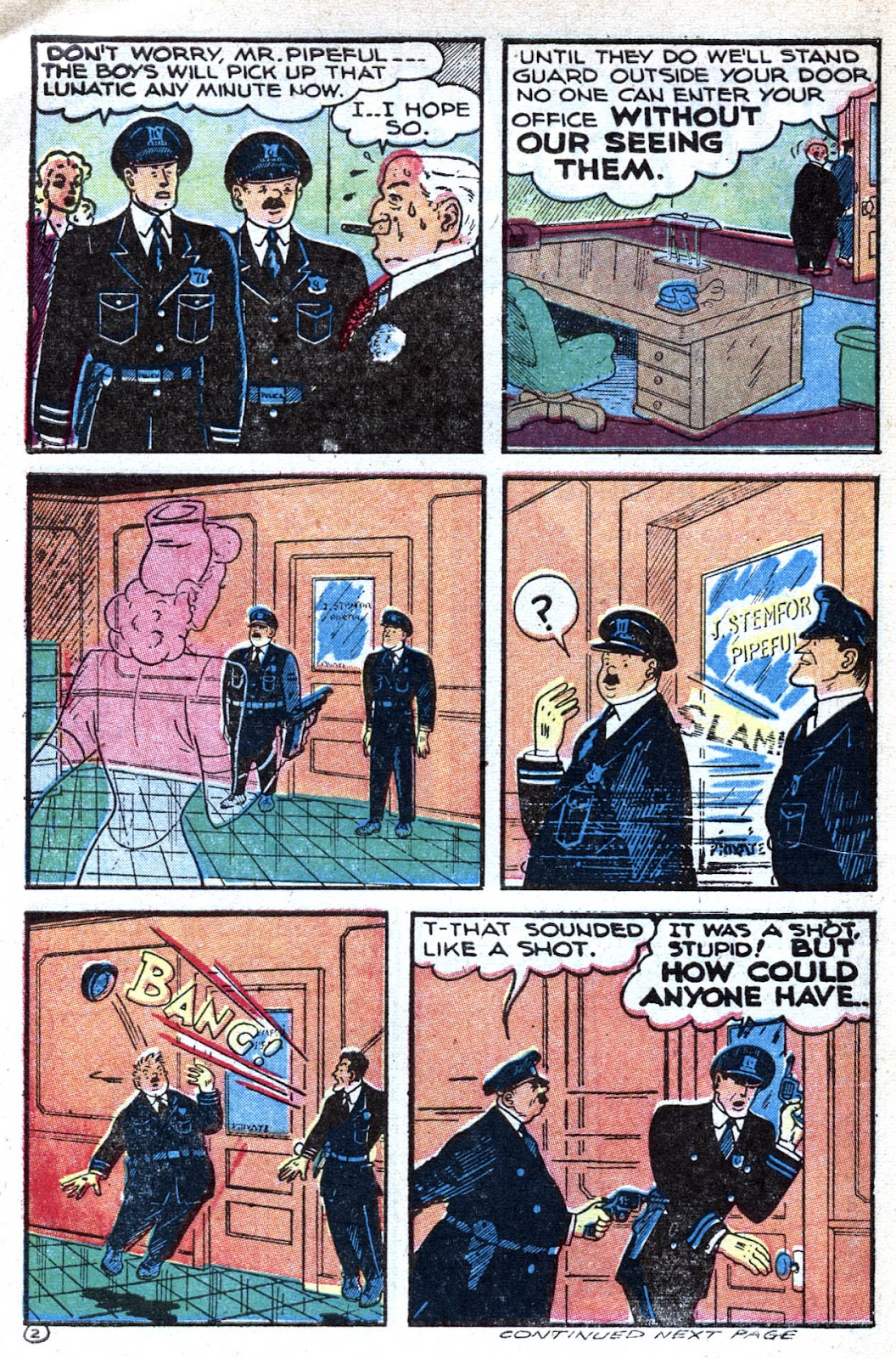 Read online Famous Funnies comic -  Issue #128 - 14