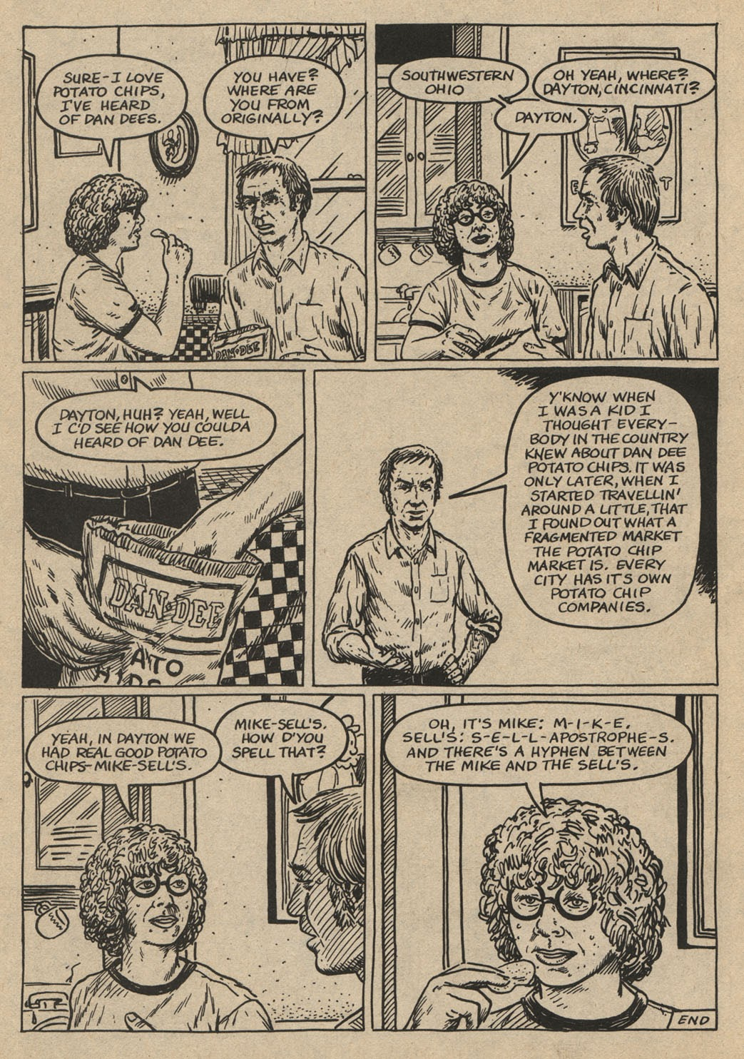 American Splendor (1976) issue 6 - Page 47