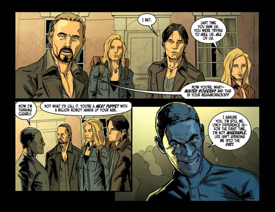 Read online Revolution (2015) comic -  Issue #2 - 18