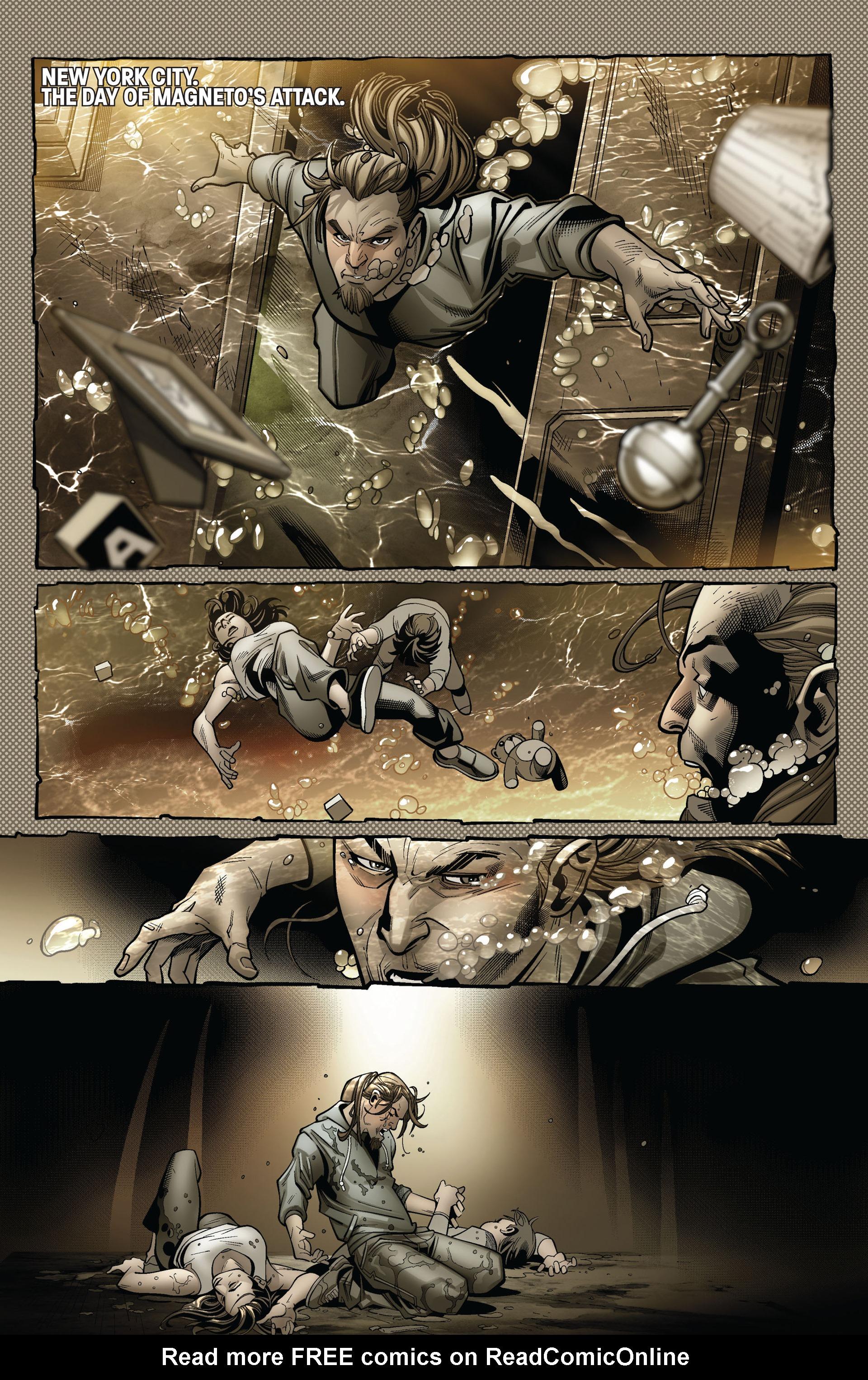 Read online Ultimate Comics X-Men comic -  Issue #4 - 3
