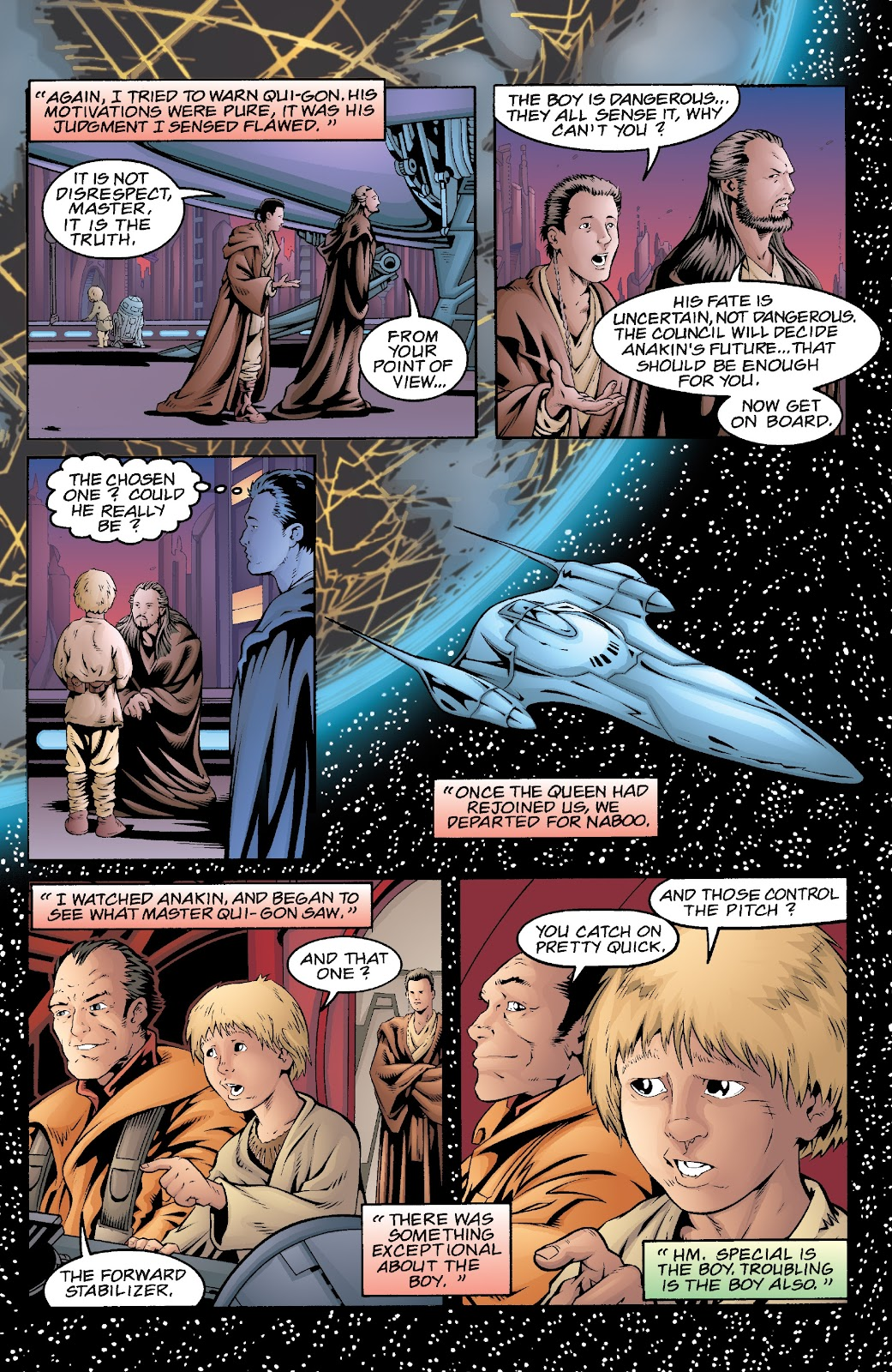 Read online Star Wars Legends: Rise of the Sith - Epic Collection comic -  Issue # TPB 2 (Part 5) - 39