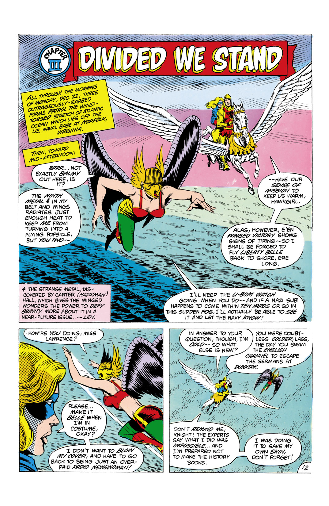 Read online All-Star Squadron comic -  Issue #7 - 13