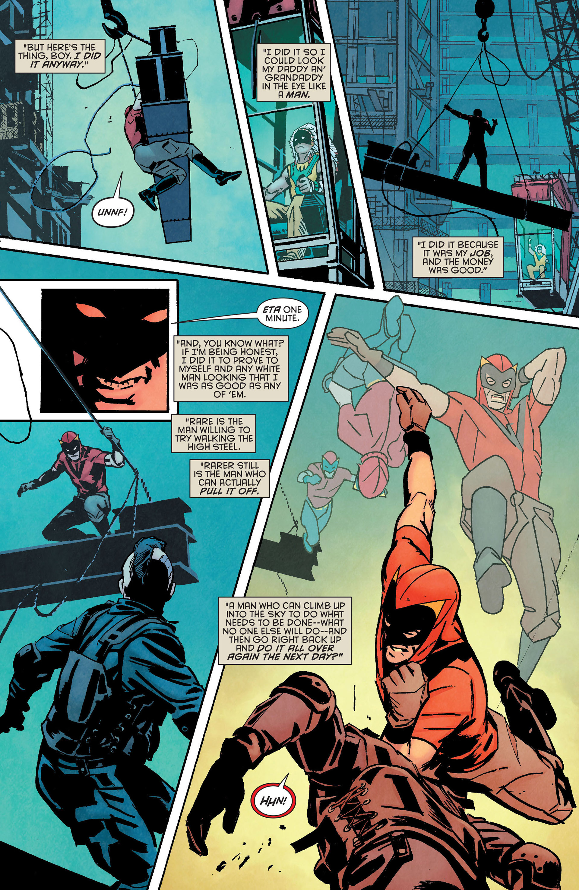 Read online Batman Incorporated (2012) comic -  Issue # _Special 1 - 24