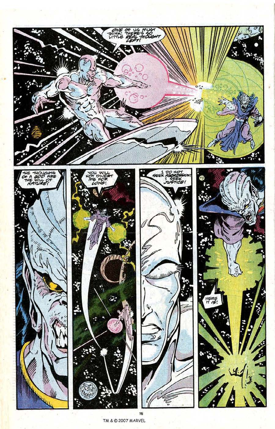 Read online Silver Surfer (1987) comic -  Issue # _Annual 2 - 18