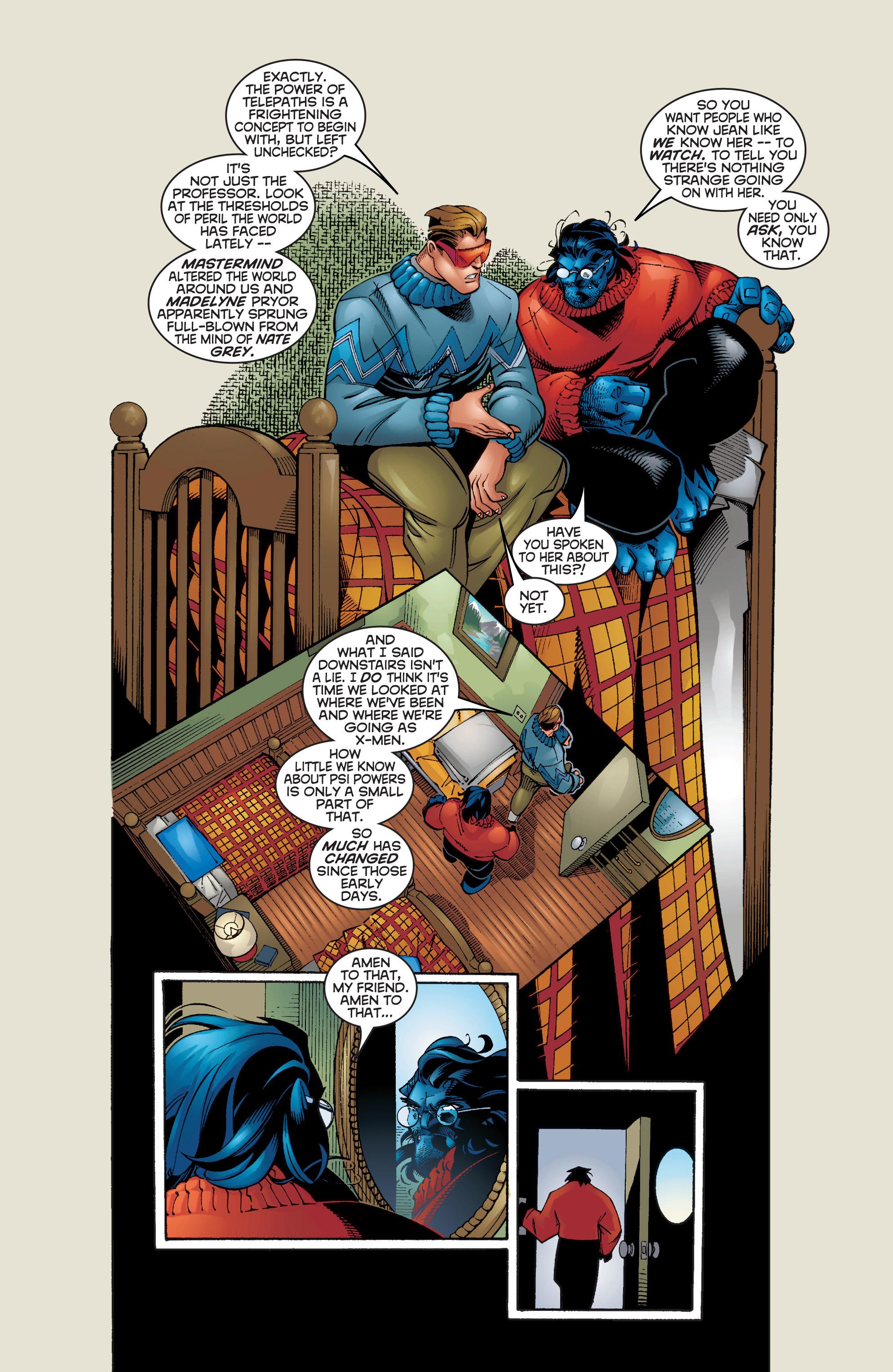 Read online Uncanny X-Men (1963) comic -  Issue #356 - 14