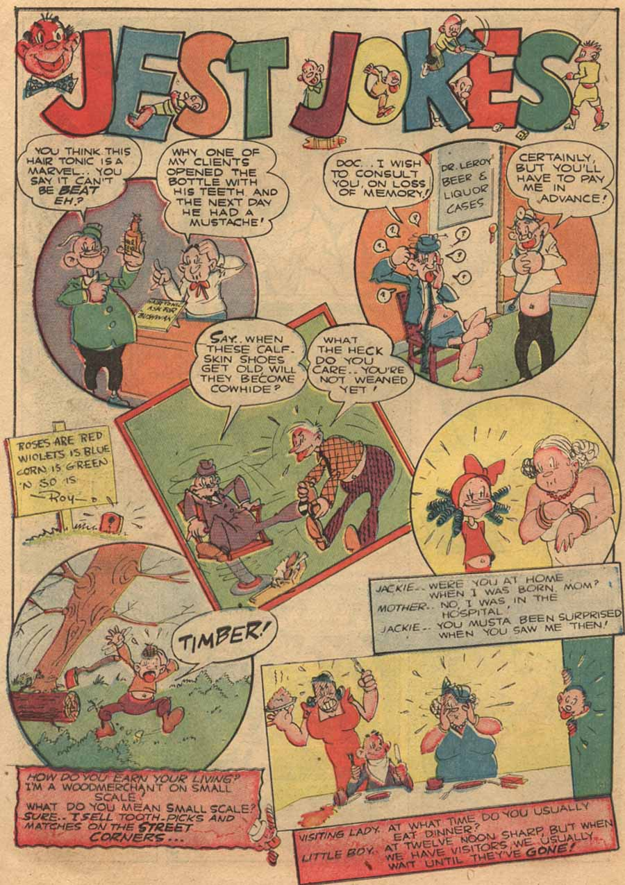 Zip Comics issue 37 - Page 38