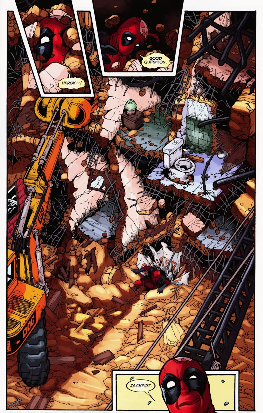 Read online Deadpool (2008) comic -  Issue #38 - 11