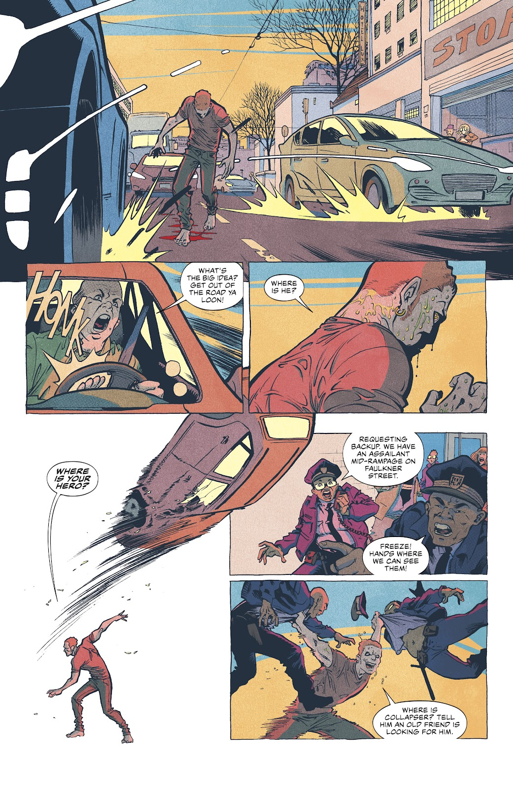 Collapser issue 4 - Page 22