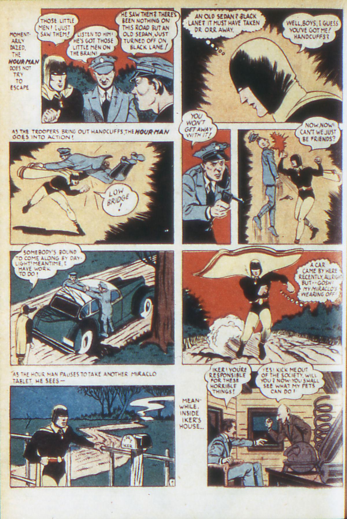 Read online Adventure Comics (1938) comic -  Issue #64 - 39