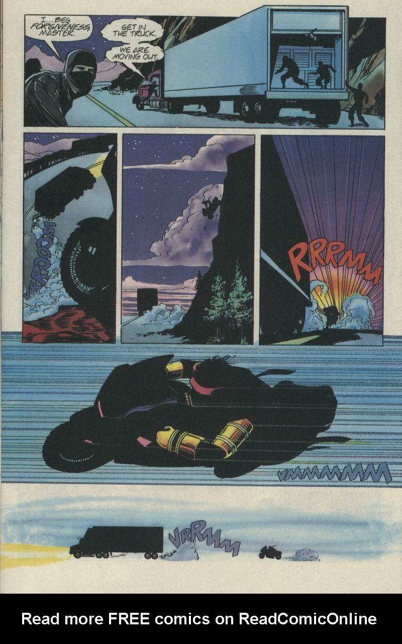 Read online Secret Weapons comic -  Issue #5 - 10