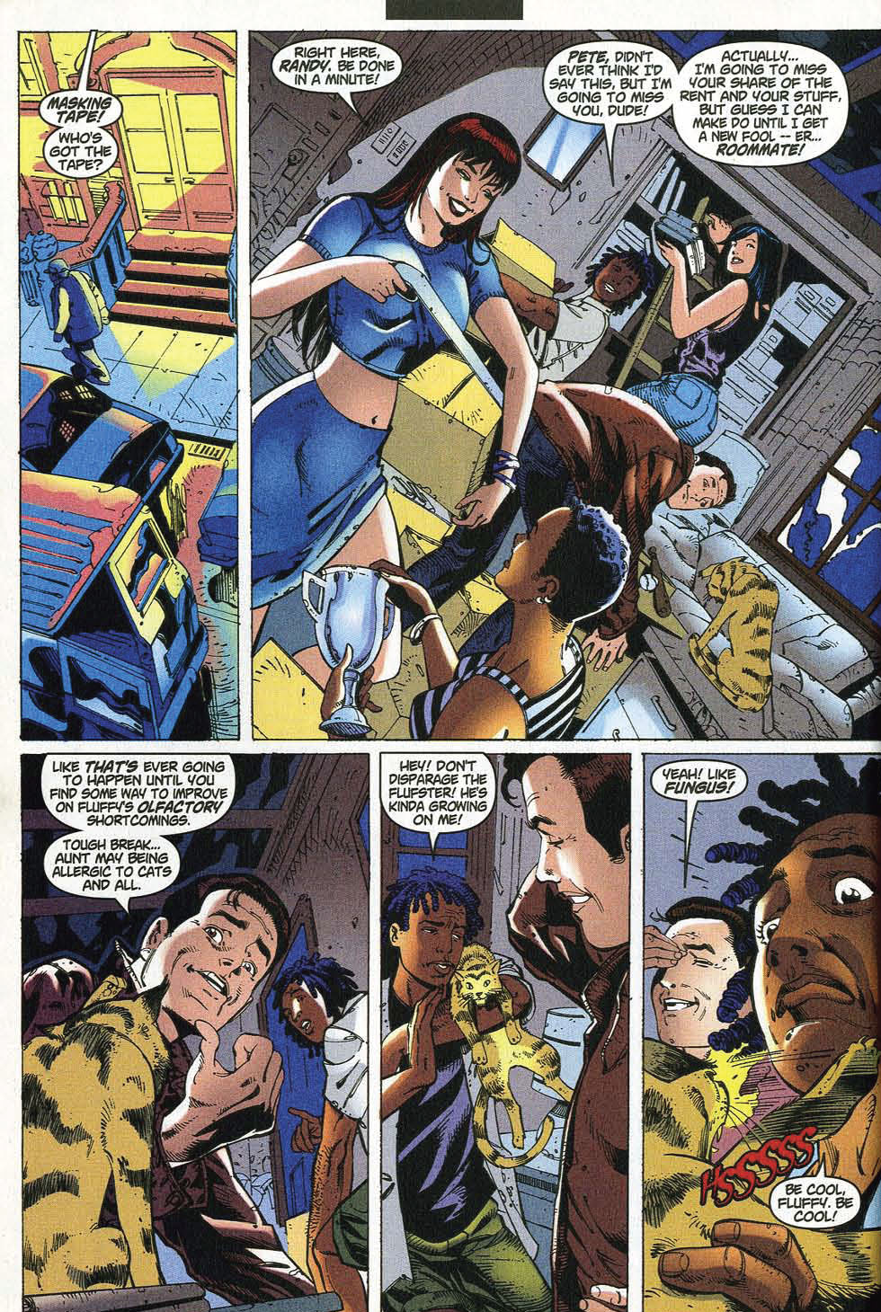 The Amazing Spider-Man (1999) _Annual_3 Page 5