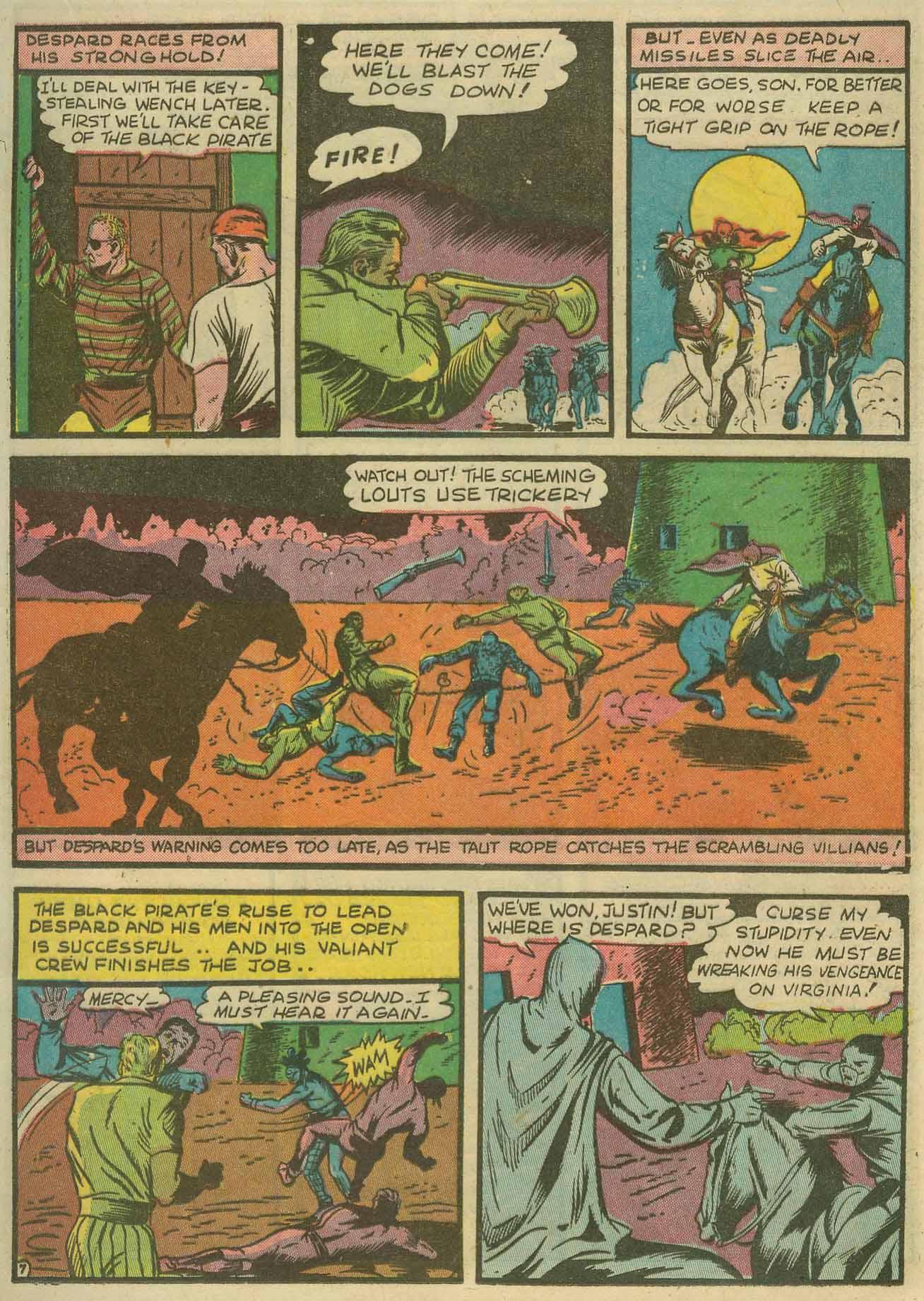 Read online Sensation (Mystery) Comics comic -  Issue #14 - 23